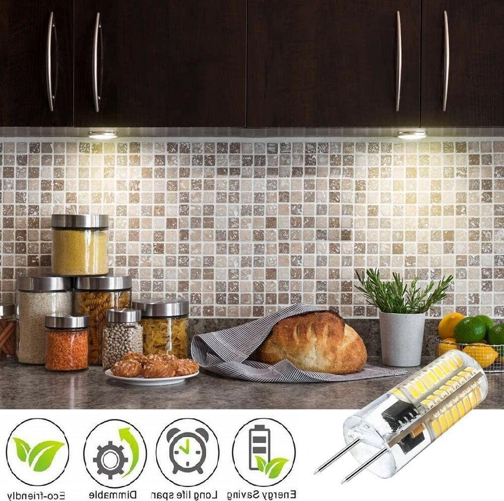 G8 Watt LED Light Bulb Lamp 120vac