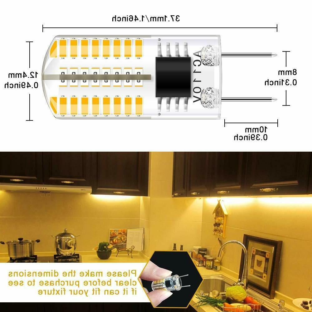 G8 Pin Watt Microwave Light Bulb Lamp