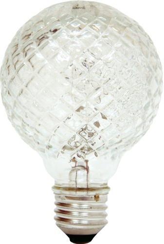 GE Lighting 16774 Decorative Halogen Light Bulb-40W HAL CRYS