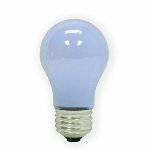 Ge Reveal Ceiling Fan Light Bulb 40 W
