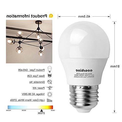 LED 40 Watt LED E26 Medium Screw Base Home
