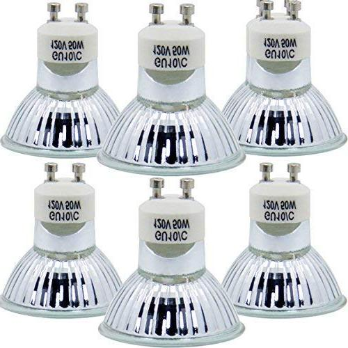 gu10 halogen light bulb