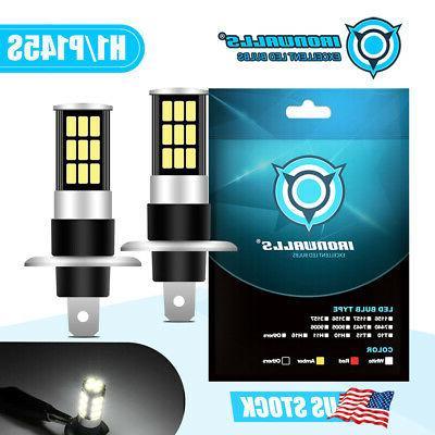 h1 cree led fog light bulbs headlight