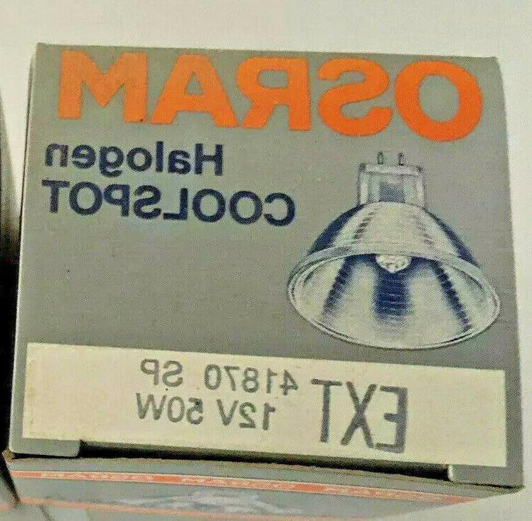 halogen coolspot light bulb 50 watt 12