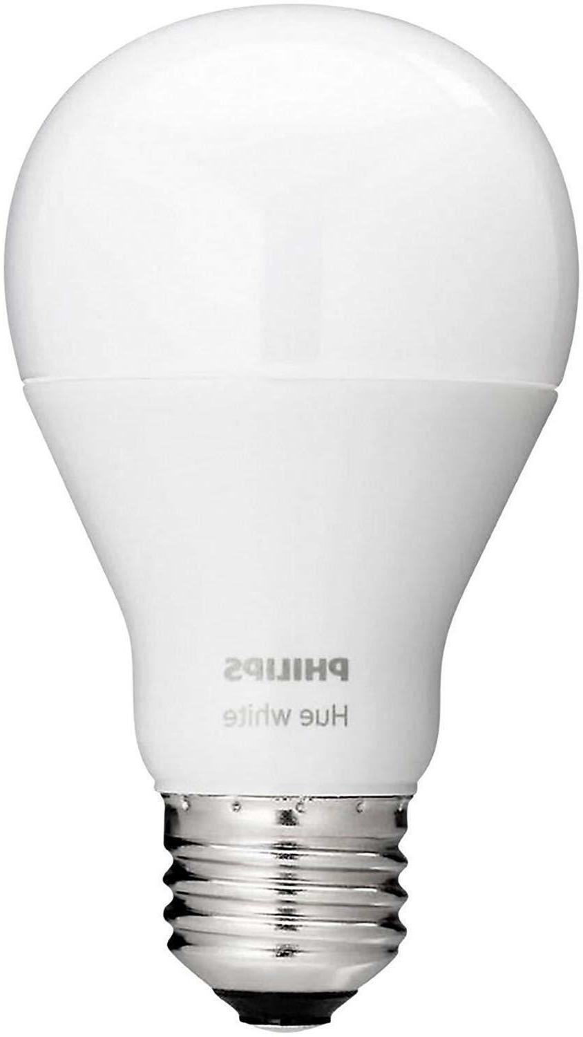 Philips White A19 Single LED w/ Alexa