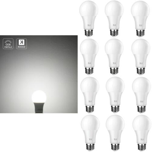 le 60 watt equivalent daylight white dimmable