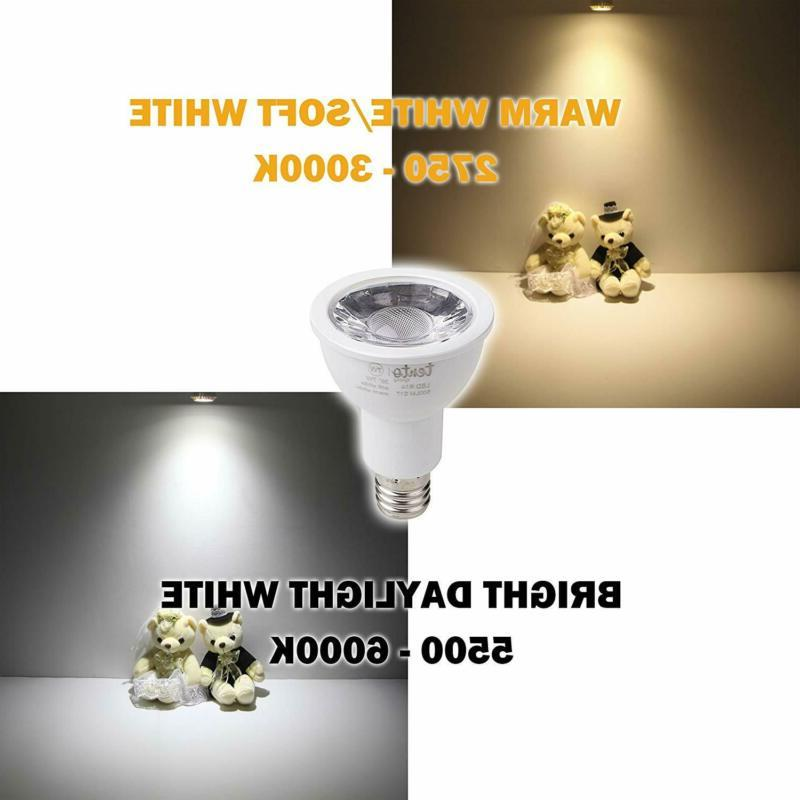 Led Bulb Reflectors White Color Tools &