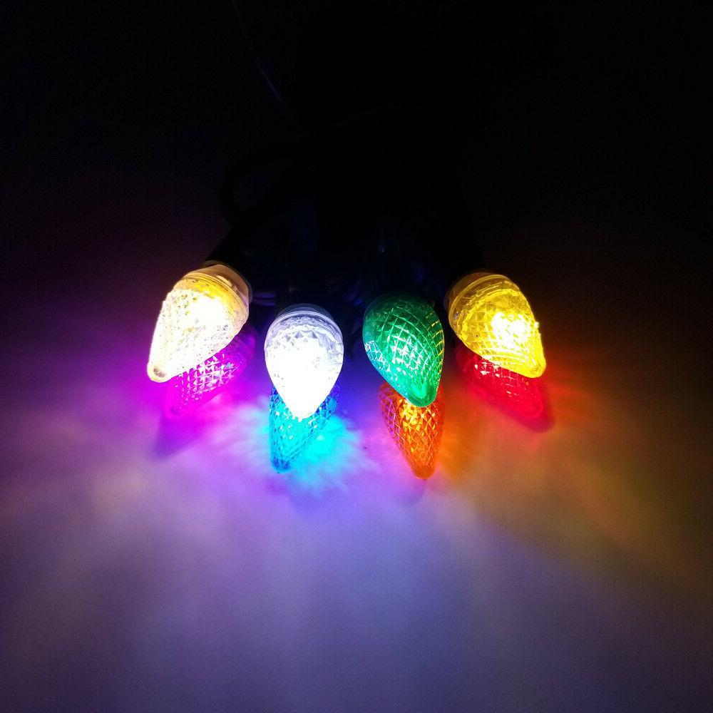 Aurio LED C7 Christmas .35W, 24lum, 25 Pack