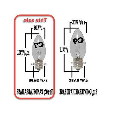 LED Bulbs Night - C7