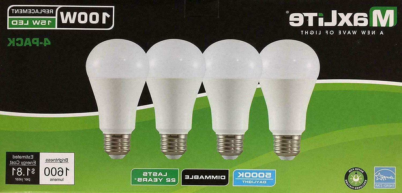 Bulb 15-Watt 100 Equivalent Maxlite