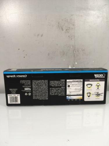 FEIT LED VIVID watts DAYLIGHT 6-PACK NIB