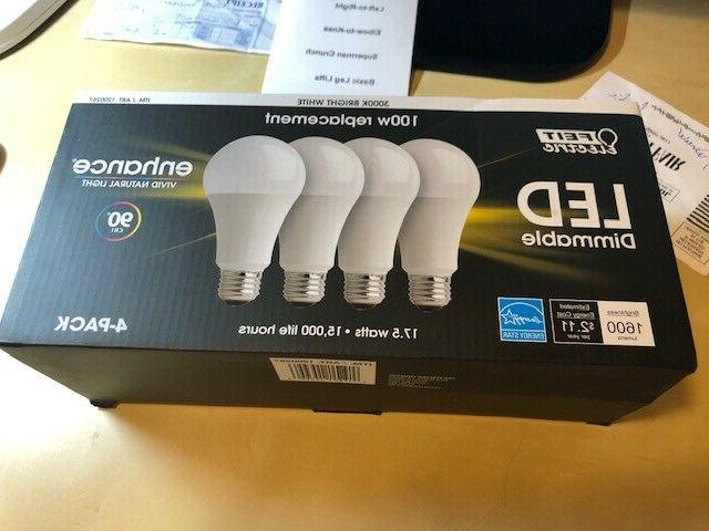 led dimmable light bulbs by 17 5