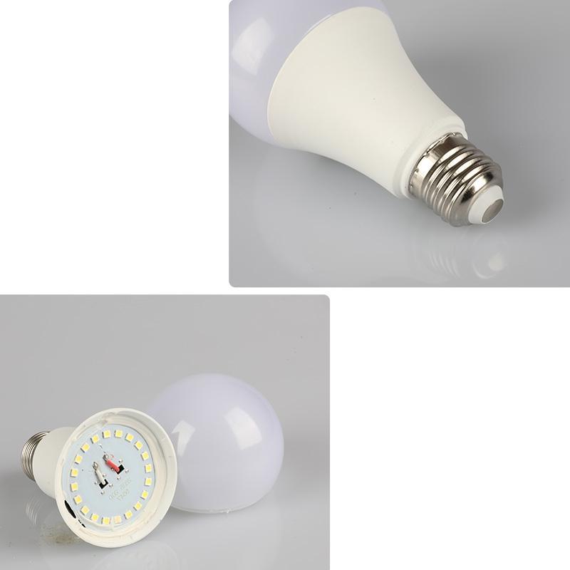 LED <font><b>Bulb</b></font> 9W 15W <font><b>18W</b></font> <font><b>Light</b></font> High Bombilla Spotlight