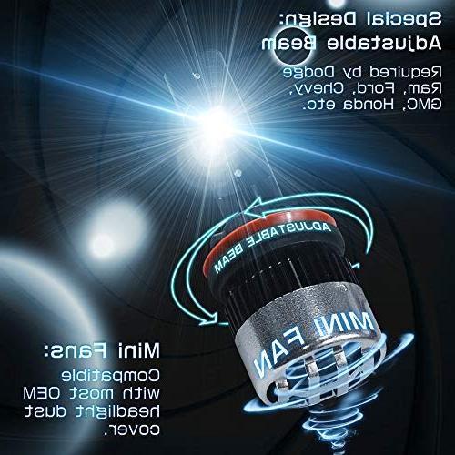 HIKARI Headlight Conversion Gen of 9600lm Yr