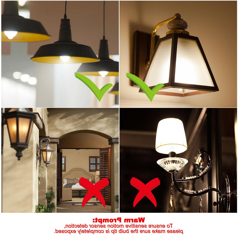 LED Light 90W to Sensor Lamp Bulb