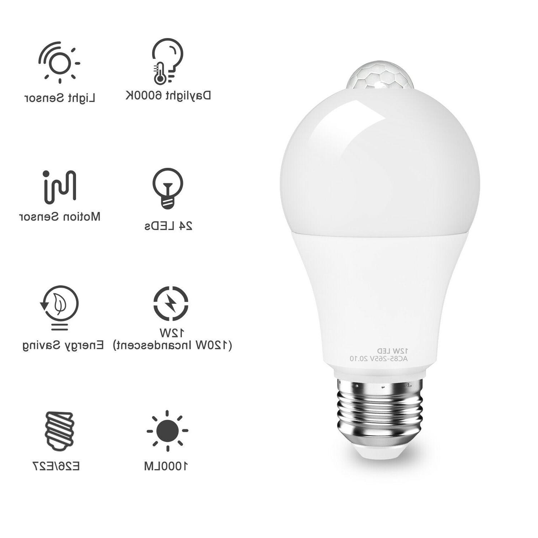 LED 50W 90W to Dawn Sensor Lamp Bulb