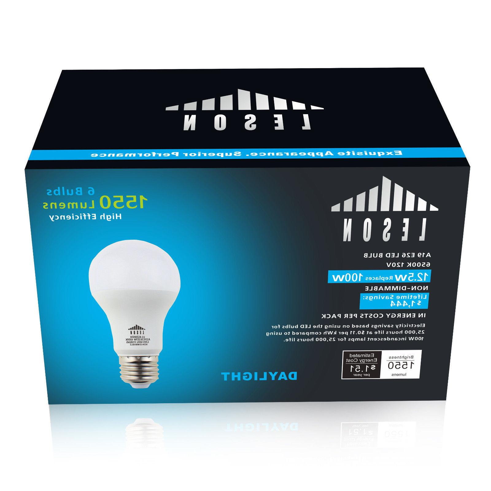 LED Watt E26 1550lm 13W Daylight