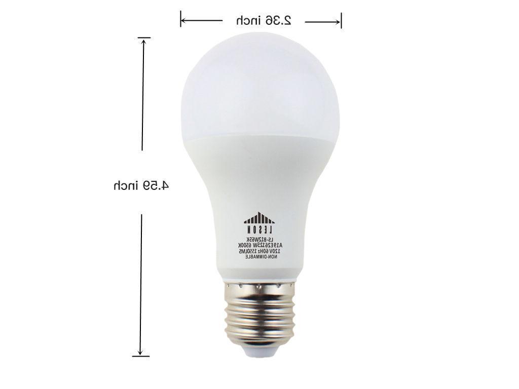 LED Bulbs Watt Equivalent 1550lm