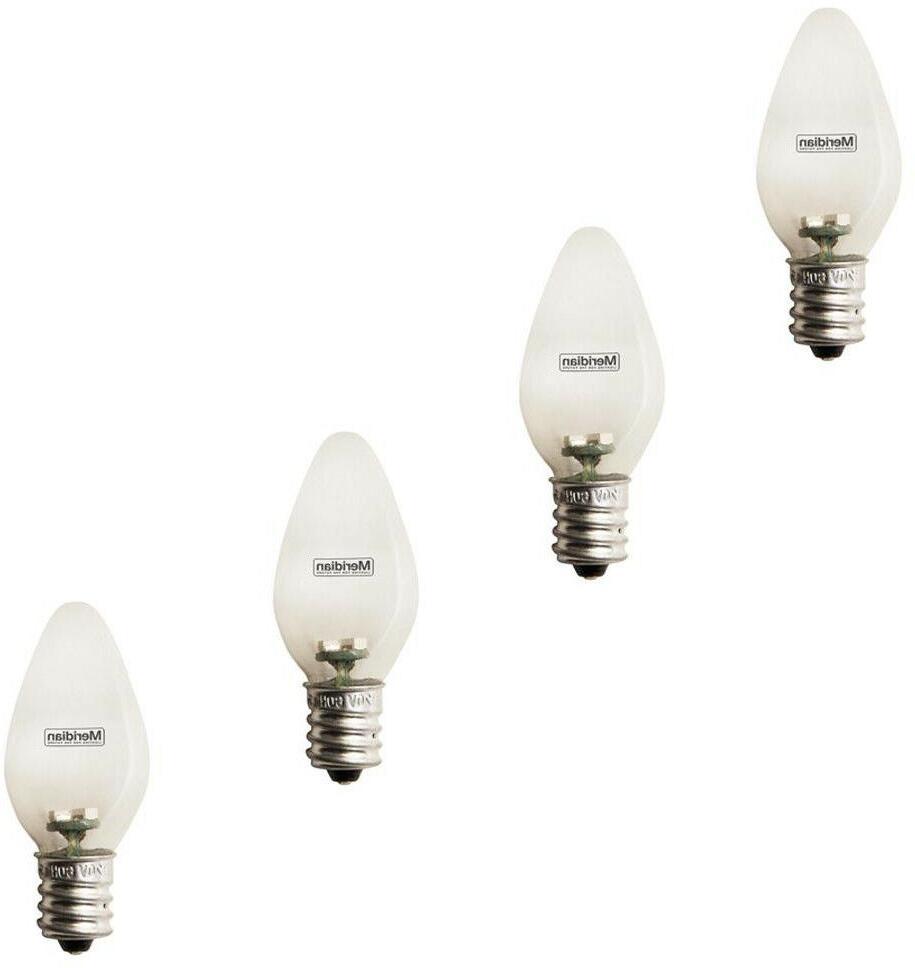 led light bulbs 4 pack 4 watt
