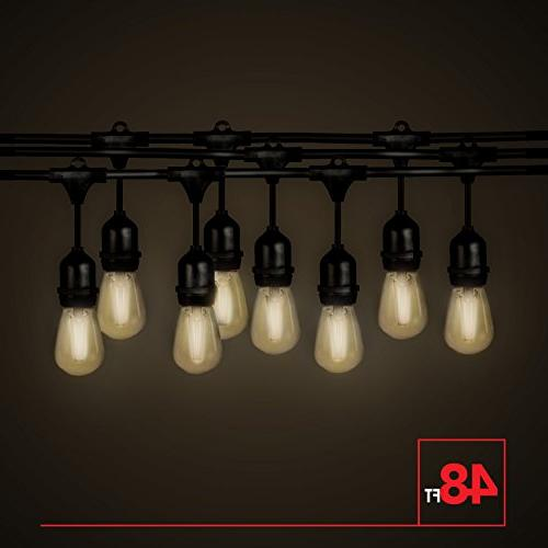LEDPAX Technology Bulbs, Black