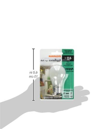SYLVANIA LIGHTING Appliance
