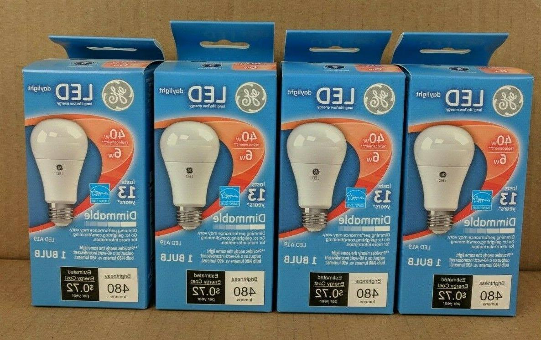 GE Lighting LED6DA19 5K BX - 67502