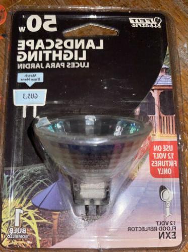 lot 5 landscape light 50w 12 volt