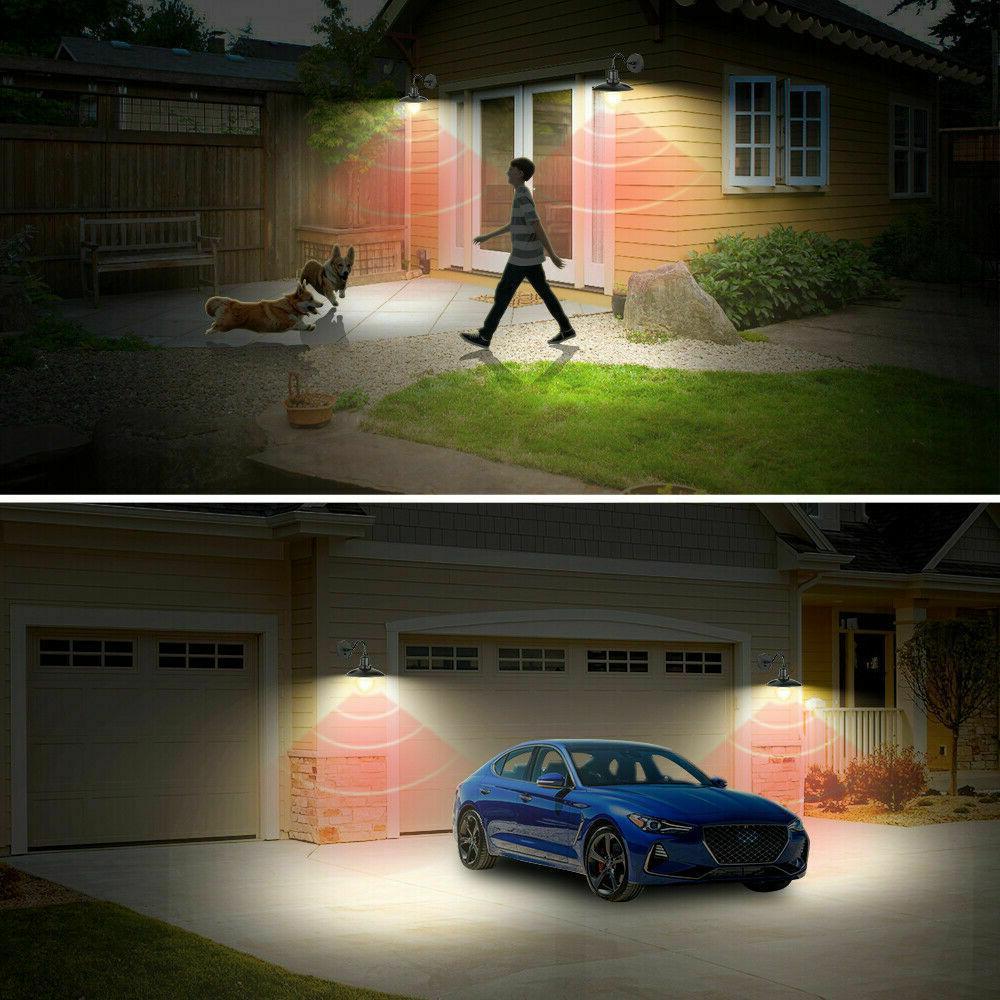 Motion Light UL Light