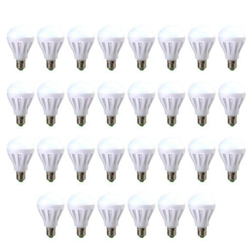 20pcs 75 Watt Equivalent E27 9W LED Light Bulb Soft Cool Whi