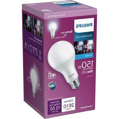 12-PACK of 60W Equivalent Soft White A19 Energy Star + Dimma