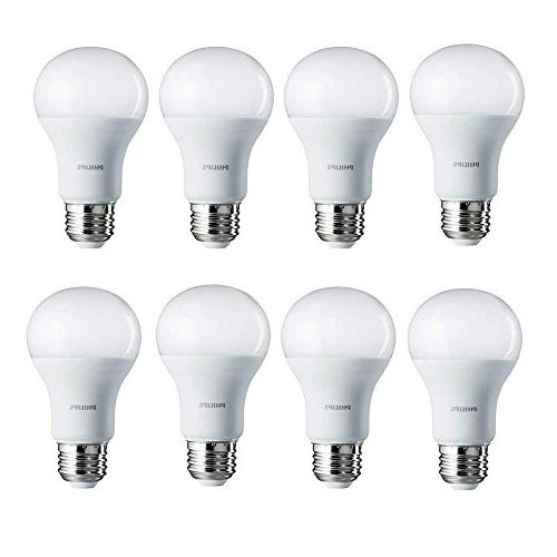 non dimmable a19 frosted light