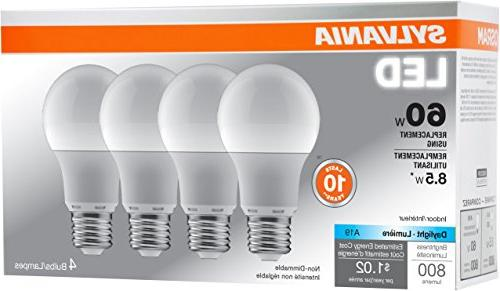 Non-Dimmable Bulb 8.5W, Light 79284
