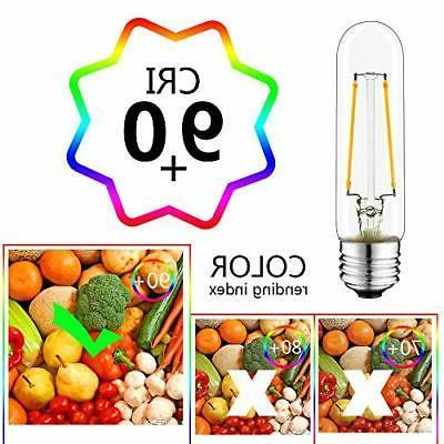 NOVELUX T10 Bulb, 4.9 inch Warm