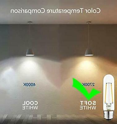 NOVELUX 4.92 Inch Bulb, 4.9 inch Warm