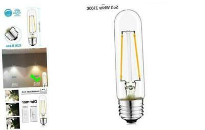 novelux t10 led bulbs 4 92 inch