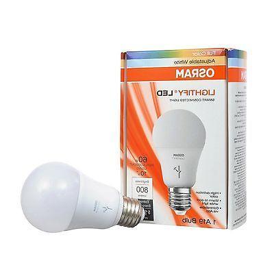 Sylvania Lightify A19 Daylight/ RGB LED Light
