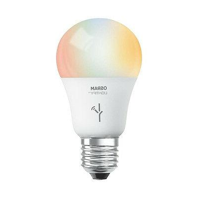 Sylvania Osram Lightify A19 Daylight/ RGB Smart LED Light