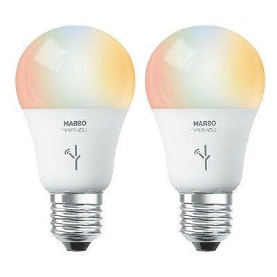 osram lightify 60w a19 daylight rgb smart
