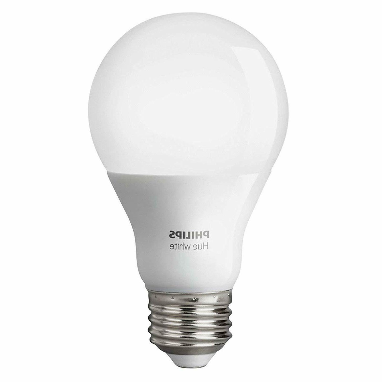 4-Pack 60W Equivalent LED Bulb (Compatible