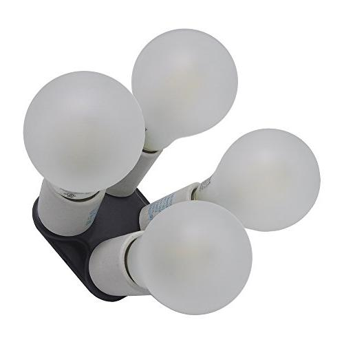 ETOPLIGHTING Light Bulb Socket Splitter E26/E27 Base Lamp Splitter 250V