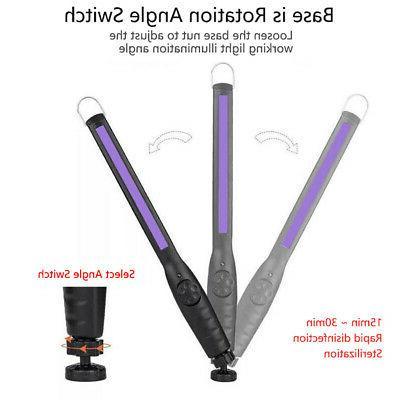 Portable LED UV Light Tube