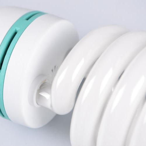 Studio Fluorescent Bulb Light