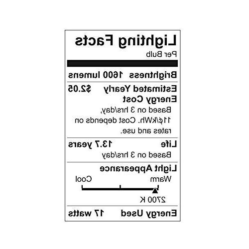 GE LED HD , A21 Medium