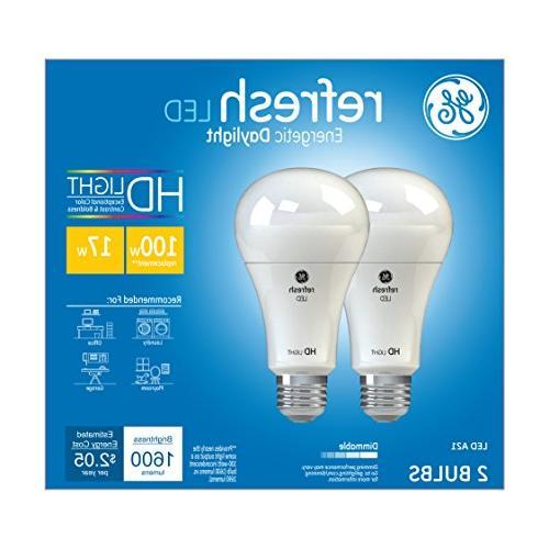 GE Lighting HD , A21 Light