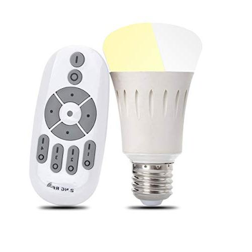 remote control light bulbs dimmable