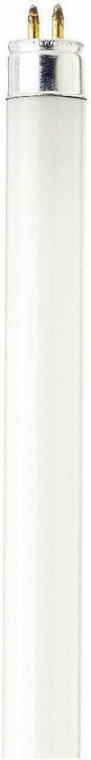 Satco S2909 6500K 6-Watt Mini Bi Pin T5 Preheat Lamp, Daylig