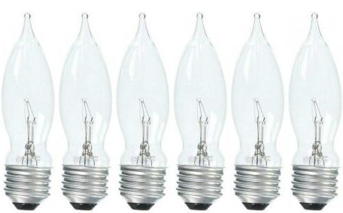 Crystal Bent Light Bulbs