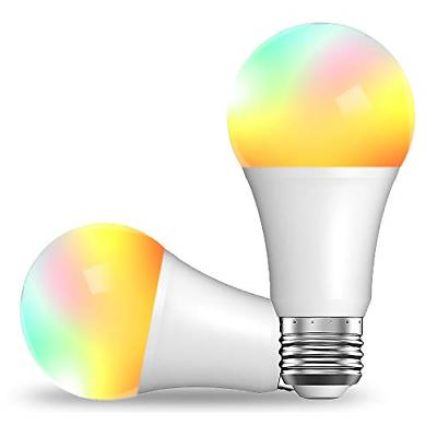 smart led light bulb compatible with alexa