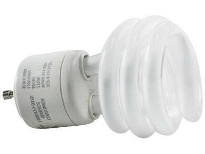 springlamp cfl gu24 base spiral