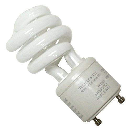 TCP 33113SP SpringLamp CFL - 60 Watt Equivalent  Soft White